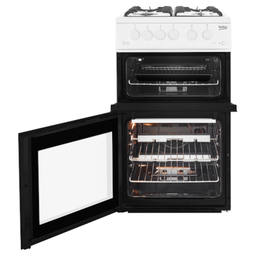 beko gas cooker twin